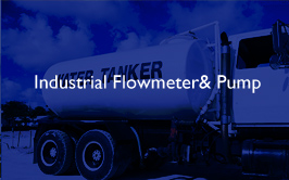 Industrial Flowmeter& Pump