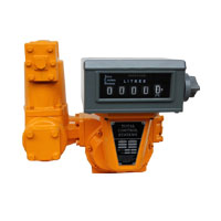 TCS Positive Displacement Flowmeter