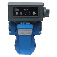 SM Positive Displacement Vane Meter