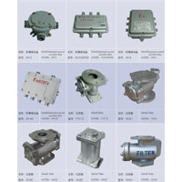 Junction Box, Filfer, Pulser, Foot Valve, Check Valve, Bellow, Hose Retractor