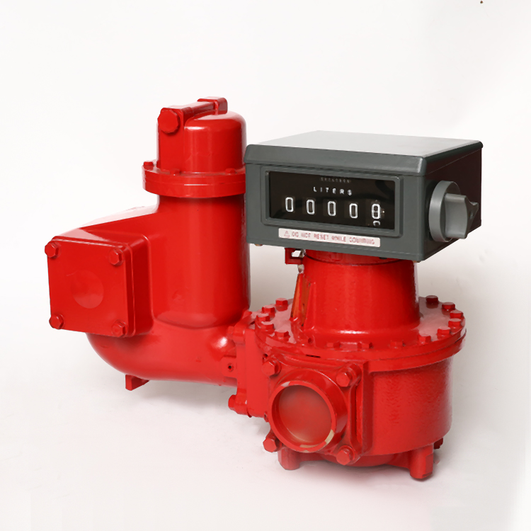 PD Series Gravity Oil Unloading Flowmeter